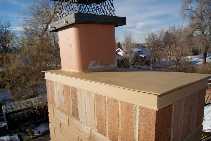 Raleigh Roofing And Restoration Chimney Caps Shroud