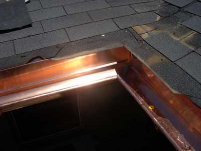 Raleigh Roofing And Restoration Custom Copper
