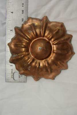 Custom Copper Stampings