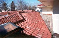 caprano roofing and tile specialized work