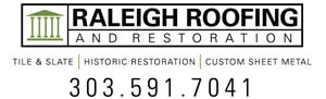 raleigh roofing and restoration. your tile, slate, and sheetmetal specialists