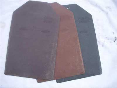 Ecostar synthetic slate